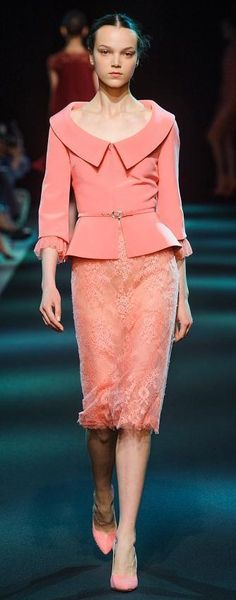 Georges Hobeika Haute Couture Autumn 2013