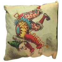 Circus - Clown Target III Pillow