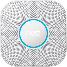 Buy Nest Protect, 2nd Generation, Smoke + Carbon Monoxide Alarm, Battery…