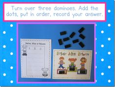 Games to Play with Dominoes- daily 5 math work |Pinned from PinTo for iPad|