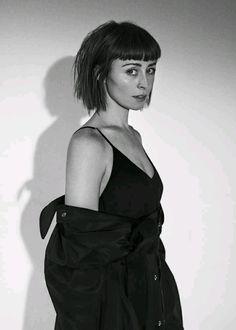 Artsy portrait Natalia Przybysz