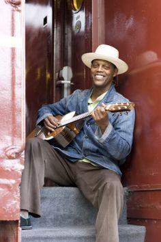 Eric Bibb Live Music, My Music, Nature Center, Music Icon, Thank God, Cowboy Hats, Blues, Husband, Hipster