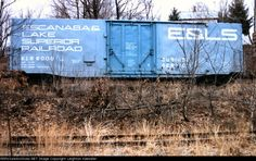ELS 6000 On the Central Vermont Railway. Marked 'WHEN EMPTY RETURN TO ELS AGENT WELLS, MICH'. Date: 2/3/1990 Location: Willimantic, CT Map Show Willimantic on a rail map Views: 342 Collection Of: Leighton Haeseler Rolling Stock: ELS 6000 (Box Car) Author: Leighton Haeseler