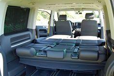 VW Volkswagen T5 Multivan Comfortline Panamericana Highline banquette couchette
