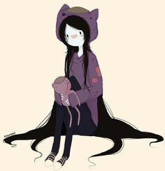 adventure time marceline the vampire queen fan art Adventure Time Anime, Adventure Time Marceline, Betty Boop, Sammy Supernatural, Adveture Time, Marceline And Princess Bubblegum, Land Of Ooo, Flame Princess, Finn The Human