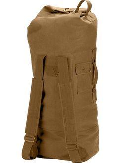 Coyote 2 Strap Military Duffle Bag $21.99