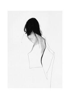 Fashion illustration // Judith van den Hoek