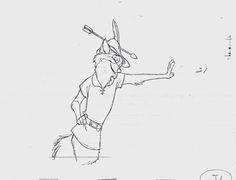 Robin Hood Character Moments