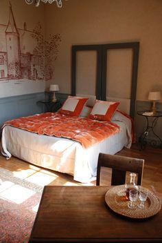 https://flic.kr/p/bK4j5n | chateau de saint paterne .chambre de la terrasse