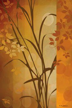 AEP103 / Cuadro Autumn Sunset I