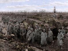 Crónica gráfica de la Primera Guerra Mundial - 271017 - Obesia