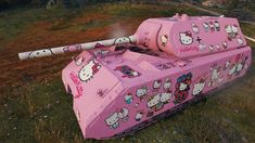 WoT Maus (skin BY TANKZORSPRO) 9049 dmg 1405 exp - Fjords