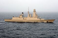 Frigate Forbin   Forbin is a large anti-air frigate[4] of the French Navy, lead ship of the Horizon class. Her first task is protecting aircraft carriers, capital ships or civilian ships from supersonic missile attacks; her complement of medium-range anti-air missiles allows her to support the defences of another ship under attack and avoid their saturation. She is also capable of monitoring and controlling operations