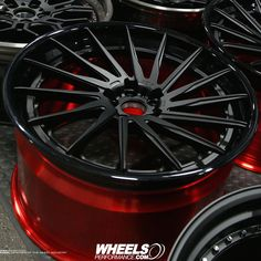 """ADV.1 ADV15R Track Spec CS with """"Hidden Hardware"""" in 20x10   21x12 for a #2015 #Mercedes #AMG #GTS finished in #MatteBlack centers   #GlossBlack outers   #BrushedRed inners @adv1wheels  Pricing and availability: @WheelsPerformance  #wheels #wheelsp #wheelsgram #adv1 #adv15r #adv1wheels #wpadv15r #forged #trackspec #worldwideshipping #wheelsperformance  Follow @WheelsPerformance 1.888.23.WHEEL(94335)   www.WheelsPerformance.com @WheelsPerformance"""