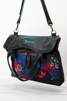 Desigual Colorful bag . Discover the new arrivals in our accessories collection!