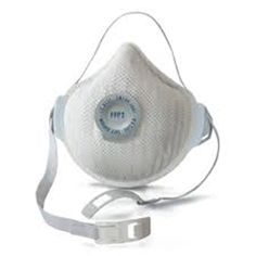 Moldex 3305 Air Plus R D with Air Valve Respiratory Mask Piece)