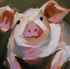 Artist:  Angela Moulton Need to do one with the kitties pigs