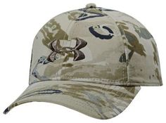b4258b4ca0 Under Armour Camo Cap for Men. Under Armour CamoRidge ReaperHunting ...