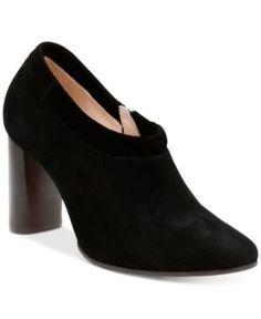 e3da6f8565 Clarks Artisan Women's Grace Lola Shooties & Reviews - Boots - Shoes -  Macy's
