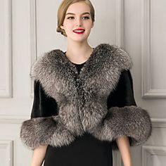 Jackets De 236 Estolas Mejores Fur Y Fur Fashion Imágenes Zq1w8q6
