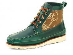 GQ Exclusive First Look: Eastland Made in Maine Berwick USA by Mark McNairy @Eastland Shoe @markmcnairy