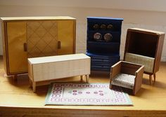 Furniture for Dollhouse
