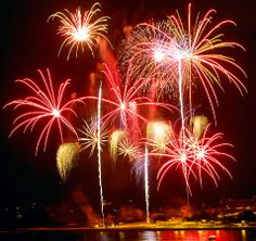 4th july fireworks live online