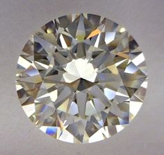 1.04-Carat Round Cut Diamond    This Excellent-cut J-color, and IF-clarity diamond comes accompanied by a diamond grading report from GIA   $7098.00
