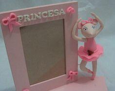 Porta-retrato Angelina Ballerina