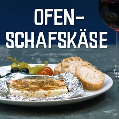 Ofen-Schafskäse Fromage feta au four popular Cooking Videos Tasty, Tasty Videos, Food Videos, Meatloaf Recipes, Beef Recipes, Cooking Recipes, Easy Pasta Recipes, Easy Meals, Light Recipes