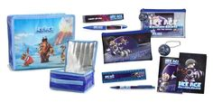 Enter the Ice Age: Collision Course Giveaway on Mom on the Side for the chance to win a $25 Gift Card, notebook, lunch bag, stationery set, and pen! (Ends 7/25)
