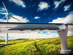 Elon Musk's Hyperloop just got one step closer to reality | http://inhabitat.com/elon-musks-hyperloop-just-got-one-step-closer-to-reality/