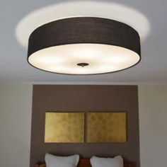 Shop for Country ceiling lamp black 70 cm - Drum online! Dining Room Lighting, Outdoor Wall Lighting, Wall Lights, Ceiling Lights, Room Lights, Led, Color Negra, Ceiling Lamp, Home Deco
