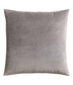 H&M Velvet cushion cover £6.99