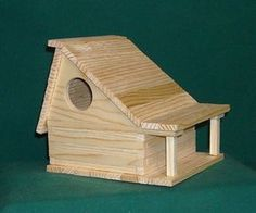 Wood Bird house kit collection 20 kits included.