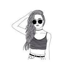 Resultado De Imagen Para Personas En Patineta Dibujar A Lapiz Con Color Hipster Drawings Fashion Sketches Girl Drawing