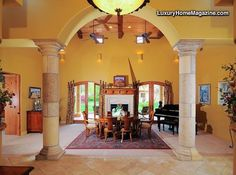 Luxury Home Magazine Sacramento Luxuryhomes Entrance