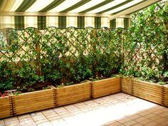 grigliati legno terrazzo - Cerca con Google | terrazza | Pinterest ...