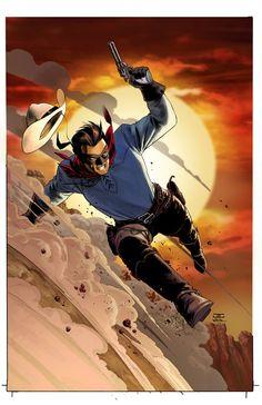 Lone Ranger •John Cassaday