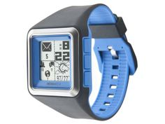 MetaWatch Strata Smart Watch: More and more smart watches are coming, which allow to connect with your smartphone. If you want to conveniently check various info from your iPhone 4 or Android phone