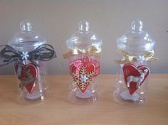 christmas sweet jar