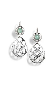 These stunning Ippolita earrings are the perfect addition to any summer look!
