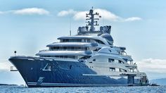 The 134m mighty #Serene by #Fincantieri by navalpartner