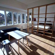 Rekonstrukce bytu v Praze Vršovicích - inspirace a galerie | Favi.cz