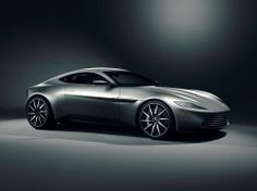 Aston Martin DB10 (Exclusive Movie Car for James Bond Spectre)