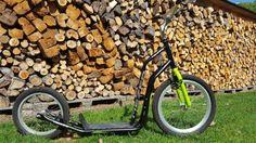 Koloběžka Yedoo Mezeq - 1 Bicycle, Vehicles, Bike, Bicycle Kick, Bicycles, Car, Vehicle, Tools