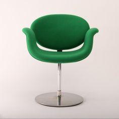 Located using retrostart.com > Little Tulip Lounge Chair by Pierre Paulin for Artifort