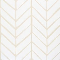 Feather Wallpaper - Bone | Serena & Lily for the stairs :)