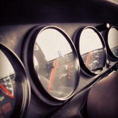 Porsche 993 dials