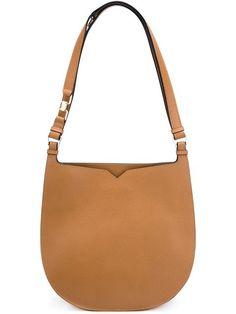VALEXTRA 'Havana' Shoulder Bag. #valextra #bags #shoulder bags #hand bags #leather #